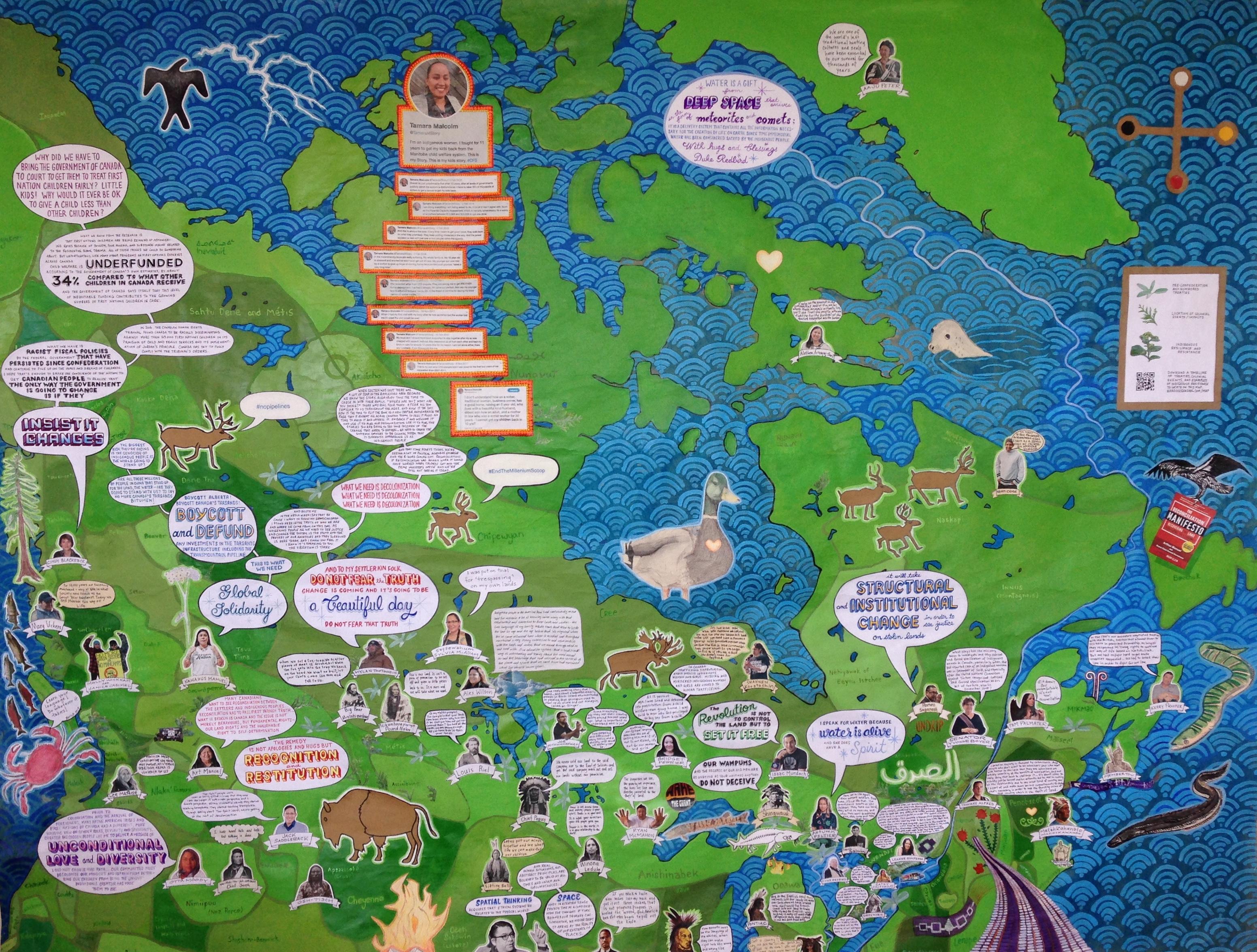 The Map Challenge | Nandogikendan